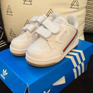 Brand New Toddler Adidas Continental 80